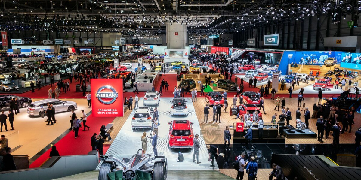 The Geneva International Motor Show