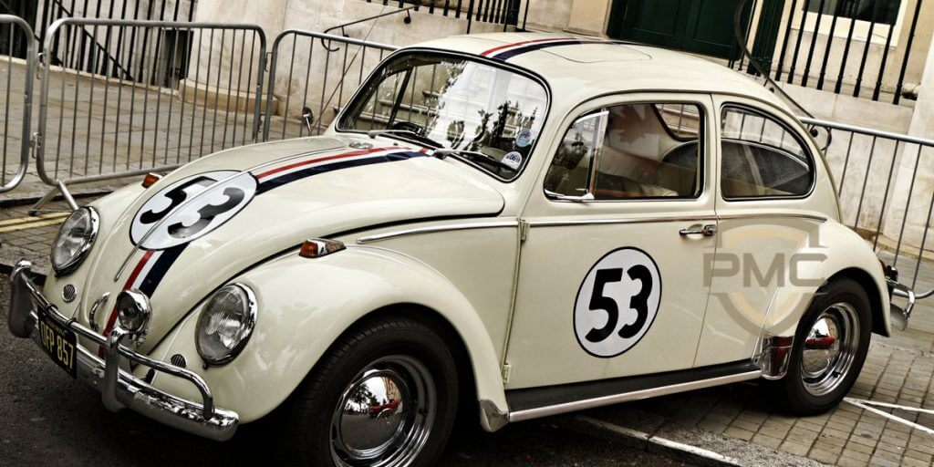 Picture of Herbie the love bug