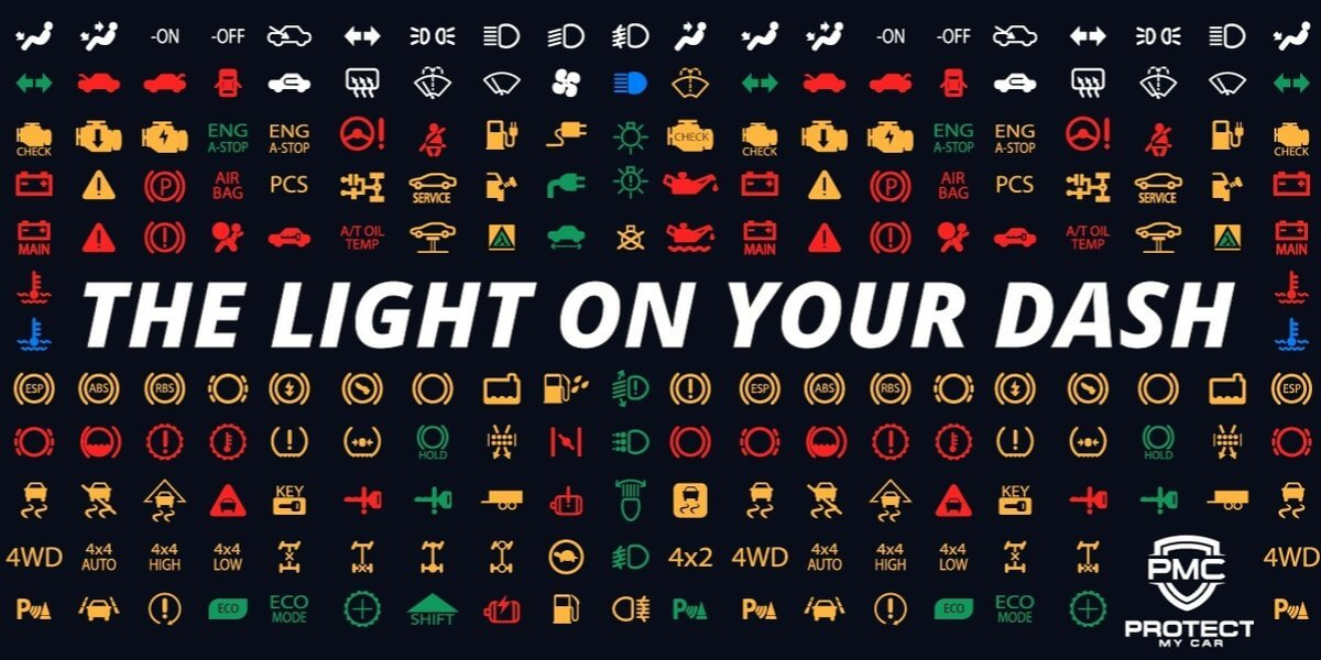 The Light On Your Dashboard, What Does It Mean