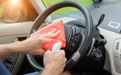 How To Clean Steering Wheel Leather The Easy Way