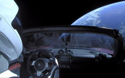 The Future of Cars In Space