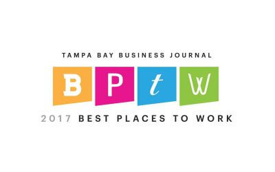 PMC Named 2017 Best Places to Work Finalist
