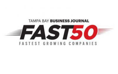 Tampa Bay Business Journal's Fast 50 List