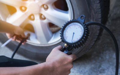 How Low Can Tire Pressure Really Be When It's Time To Drive?