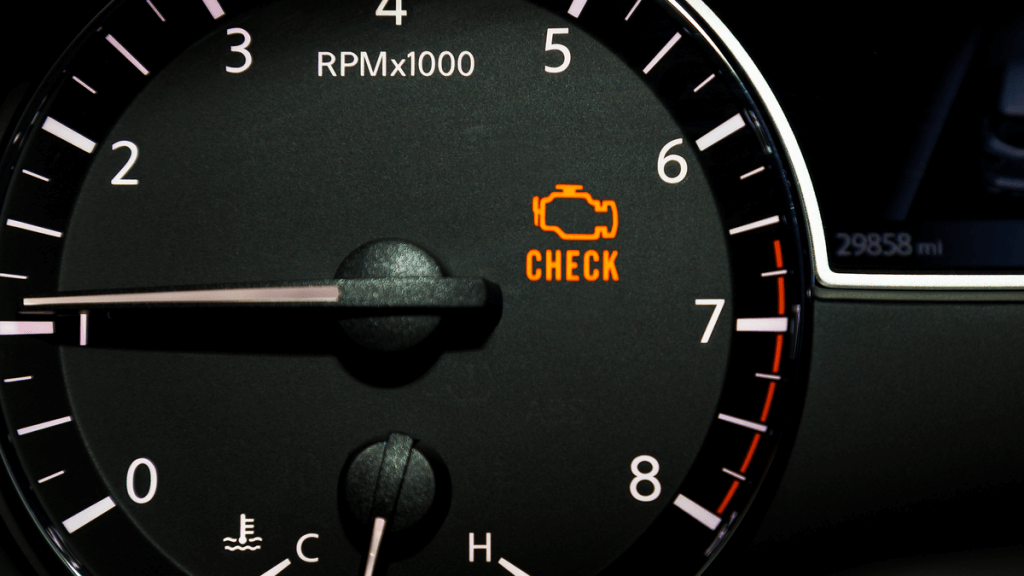 Check Engine Light Extended Warranty