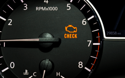 Does Your Extended Warranty Cover Your Check Engine Light?