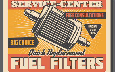 Is It A Bad Fuel Filter? Here's What To Look Out For.