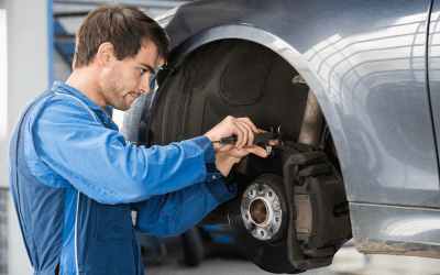Everything You Need To Know About Diagnosing and Fixing Your Brakes