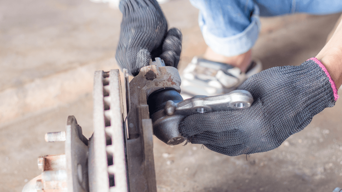 how to replace ball joints