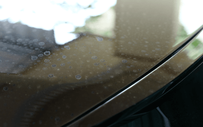 5 Methods For Removing Water Stains From Car Windows