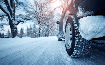Protecting Your Car From Winter Snow, Ice and Salt