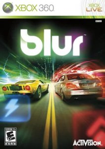 Blur for the Xbox360