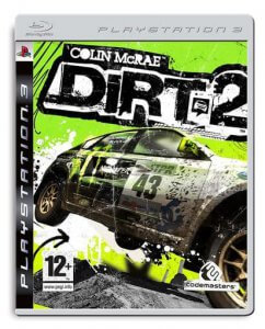 Dirt 2 for the playstation 3