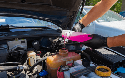 How Much Antifreeze Should Be In Your Car